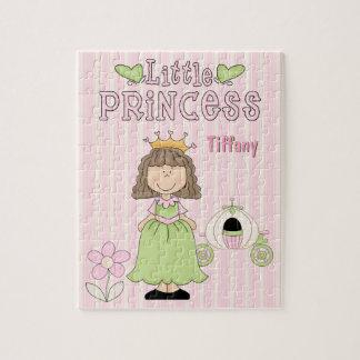 Little Princess Custom Puzzle