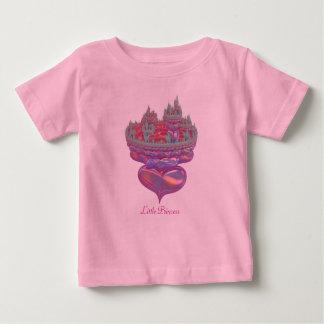Little Princess Fairytale Castle Tee Shirts
