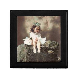 Little Princess Small Square Gift Box