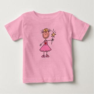 Little Princess Stick Figure Shirt