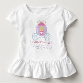 Little Princess Toddler Ruffle Tee