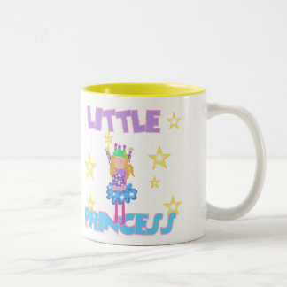 Little Princess Two-Tone Coffee Mug