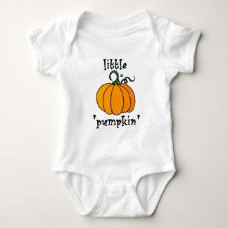 Little Pumpkin Baby Bodysuit