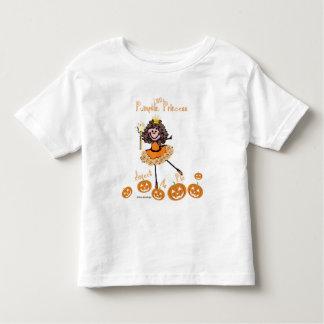 Little Pumpkin Princess - Sweet as Pie Toddler T-Shirt