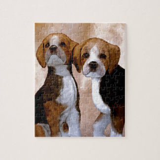 Little Puppys Jigsaw Puzzle