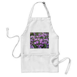 Little Purple Flowers Standard Apron