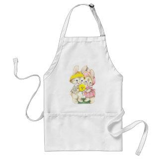 Little rabbits standard apron
