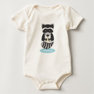 Little Rascal Baby Bodysuit