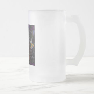 Little Red and Friends frosted mug