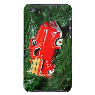 Little Red Christmas Pick-up Truck 1 iPod Touch Case