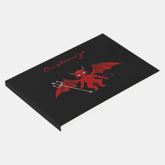 Little Red Devil Thunder_Cove Guest Book