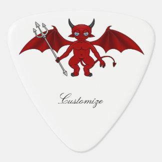 Little Red Devil Thunder_Cove Plectrum