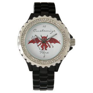Little Red Devil Thunder_Cove Watch