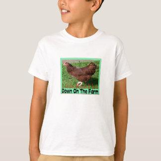 Little Red Hen T-Shirt