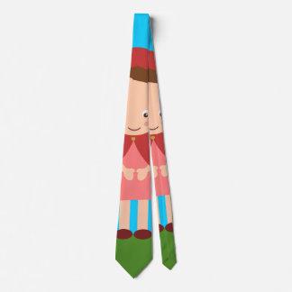 Little Red Hood Tie