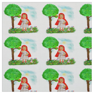 little red riding hood fabric
