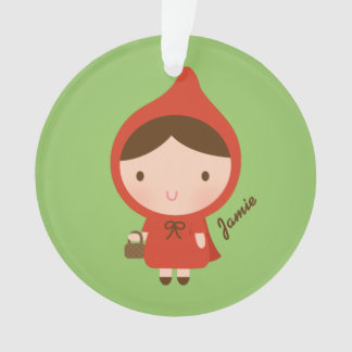 Little Red Riding Hood Fairytale for Girls