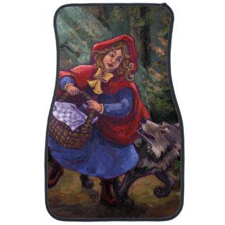 Little Red Riding Hood Floor Mat