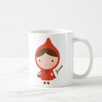 Little Red Riding Hood Girl Coffee Mug