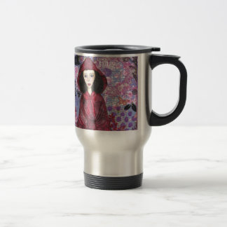 Little Red Riding Hood in the Woods 001.jpg Mugs