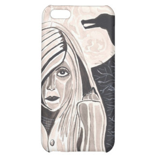 Little Red Riding Hood iphone4 case Case For iPhone 5C