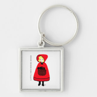 Little Red Riding Hood Key Ring