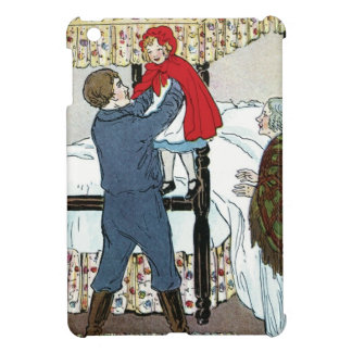 Little Red Riding Hood: Little Red Safe iPad Mini Cover