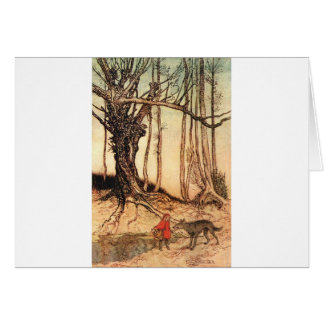 little-red-riding-hood-pictures-6 cards