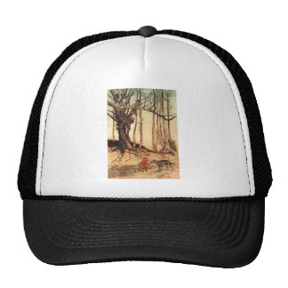 little-red-riding-hood-pictures-6 trucker hats
