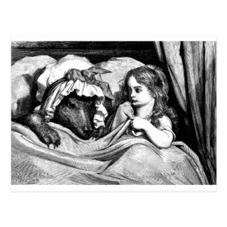 little-red-riding-hood-pictures-7 postcard