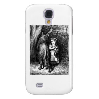 little-red-riding-hood-pictures-8 samsung galaxy s4 covers