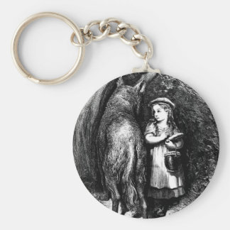 little-red-riding-hood-pictures-8 basic round button key ring