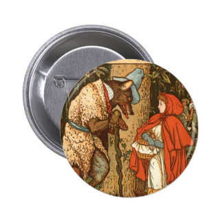 little-red-riding-hood-pictures-9 pinback buttons