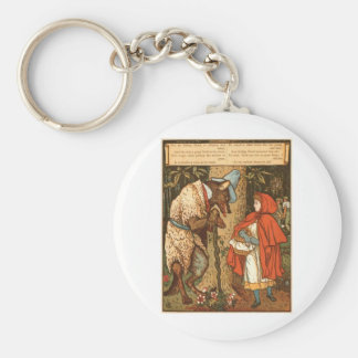 little-red-riding-hood-pictures-9 key chains