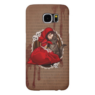 Little Red Riding Hood Samsung Galaxy S6 Cases