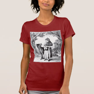 little red riding hood t shirts