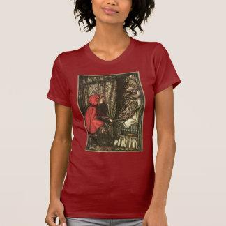 little red riding hood tee shirt