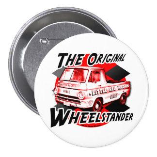 Little Red Wagon 7.5 Cm Round Badge