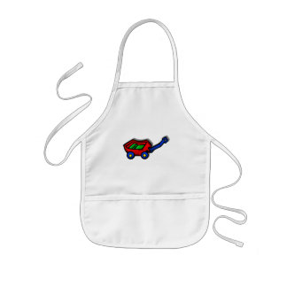 little red wagon aprons