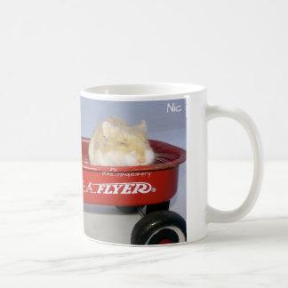 Little Red Wagon! Coffee Mug