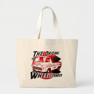 Little Red Wagon design Canvas Bags