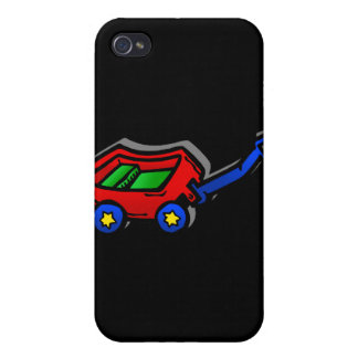 little red wagon case for iPhone 4