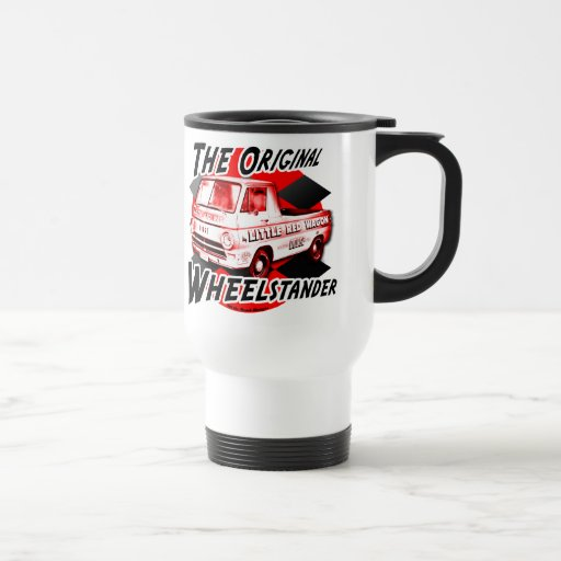 Little Red Wagon Mug