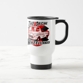 Little Red Wagon Stainless Steel Travel Mug