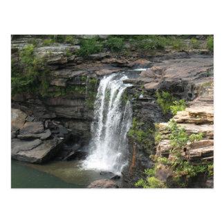 Little River Waterfall Postcard