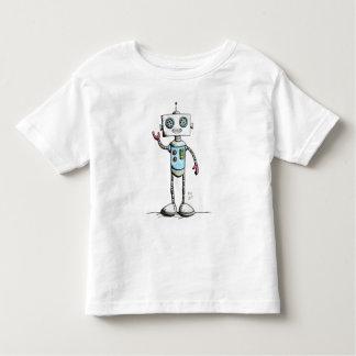 Little Robot Toddler T shirt