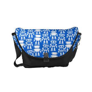 Little robots courier bags