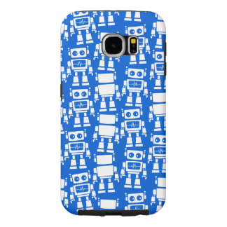 Little robots samsung galaxy s6 cases