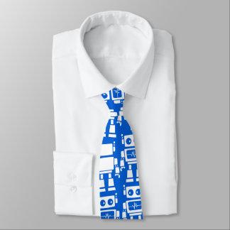 Little robots tie