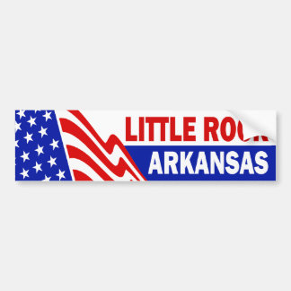 Little Rock, Arkansas Bumper Stickers